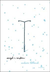 engel i snøen cover