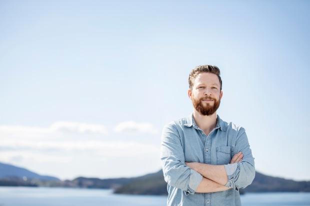 Forfattar Anders Totland. Foto: MARIUS KNUTSEN